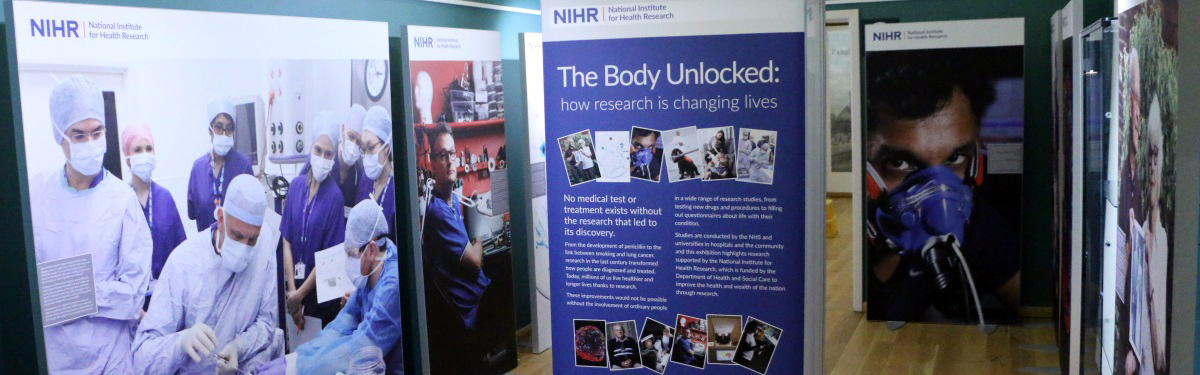 Photography exhibition on NHS research comes to Newbury