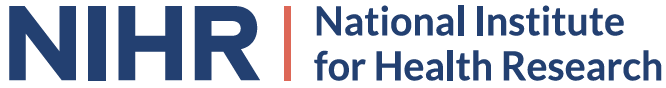 National Institute for Health Research logo | Homepage